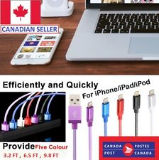 Premium quality charging Cable for Apple iPhone iPad Lightning Sync Charger USB