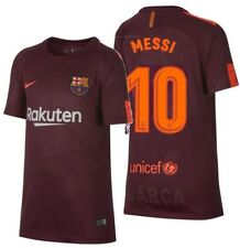 NIKE LIONEL MESSI FC BARCELONA THIRD YOUTH JERSEY 2017/18.