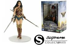 DC COMICS Justice League Movie Wonder Woman ARTFX+ Statue 1/10 Deluxe Figure 10""