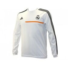 REAL SW TOP - Sweat Real Madrid Football Homme Adidas