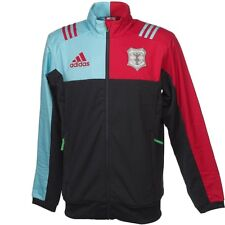 Veste Polaire Harlequins Rugby Gris Homme Adidas