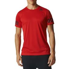 Tee-shirt Freelift Entrainement Rouge Homme Adidas