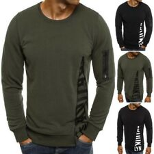 ozonee northist 541/17 homme sweat pull motif pull haut à manches longues