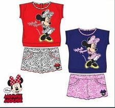 Ensemble Minnie Short Zebre