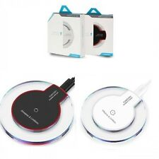 Fast Qi Wireless Charging Charger Dock Pad For Samsung Galaxy Apple iPhone X S8
