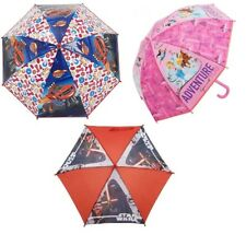 Kids - Blaze And The Monster Machines & Star Wars Umbrella Brolly