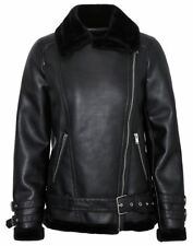 Vero Moda Elisa PU Jacket in Black