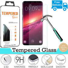 Premium Tempered Glass Screen Protector Film For Samsung Galaxy S9 & S9 Plus