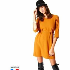 BrandAlley La Collection - Esther - Vestido corto - ocre
