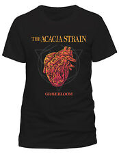 The Acacia Strain 'gravebloom' T-SHIRT - Nuevo y Oficial