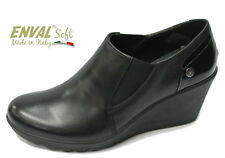 Scarpa in nappa con zeppa Enval Soft da Donna art. D CT8944