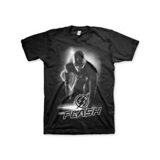 Officially Licensed The Flash Ready Men's T-Shirt S-XXL Sizes
