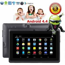 "7"" INCH KIDS ANDROID 4.4 TABLET PC QUAD CORE WIFI Camera CHILD CHILDREN LOT hTO"