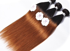 PROMO OMBRE TIE AND DYE __CHEVEUX 100% NATURELS BRESILIENS ___EXTENSION TISSAGE