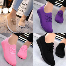 Womens Outdoor Sports Shoes Fashion Breathable Casual Sneakers Running Shoes