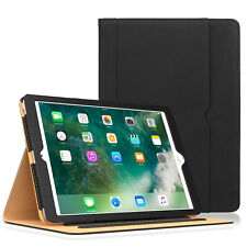 Luxury For iPad 2 3 4 5 6/Air/Mini/Pro PU Leather Wallet Smart Stand Case Cover