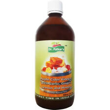 Dr Patkars Apple Cider Vinegar with Garlic, Ginger, Lemon And Honey