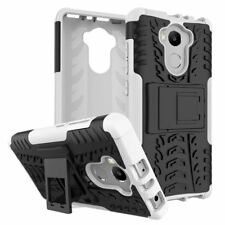 Rubber Hybrid TPU Armor Silicone Shockproof Stand Hard Case For Xiaomi Series