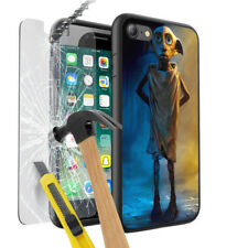 Harry Potter Dobby Design Custodia per Telefono Cover sottile + VETRO