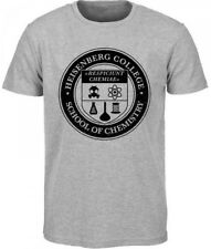 Breaking Bad BB Heisenberg College T-Shirt grey-melange