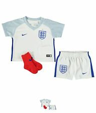 SPORT Nike England Home Mini Kit 2016 Neonato White