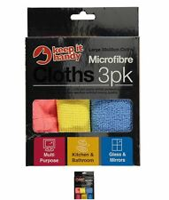 SPORTIVO  Mega Value Micro Fibre Cleaning Cloths -