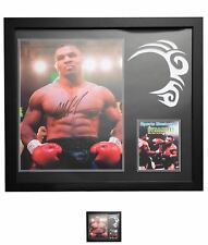 MODA Mike Tyson Signed Photo Mike Tyson