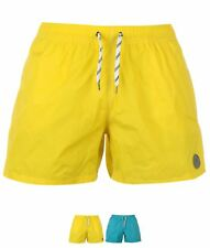 SPORT Replay Basic Swim Pantaloni corti Uomo Yellow