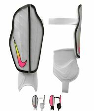 MODA Nike Protegga Flex Shin Guards White/Pink