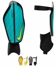 MODA Nike Protegga Flex Shinguards Mens Yellow/Purple