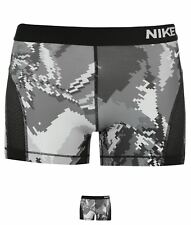 MODA Nike Oil Glitch Training Shorts Ladies Black/Grey