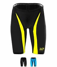 SPORTIVO  MP Michael Phelps Xpresso Jammers Mens Black/Silver
