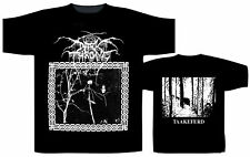 DARKTHRONE ' Under a Funeral Moon ' T-SHIRT - Nuevo y Oficial