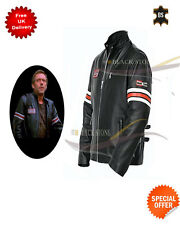 HOUSE MD stile Giacca in pelle doctor Gregory GIACCA MOTO CON ARMATURA