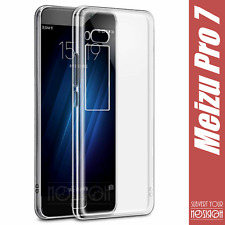 Cover Case Silicone Meizu Pro 7 Funda Coque Ultra Thin Tpu Gel Delgado Noziroh
