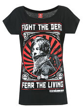 THE WALKING DEAD DARYL DIXON LOTTA donna t-shirt