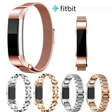 Fitbit Alta / Alta HR /Charge 2 Stainless Steel Replacement Band Strap Wristband