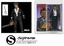 """Texas Chainsaw Massacre Part 2 Clothed Leatherface 8"""" Action Figure NECA NEW"""
