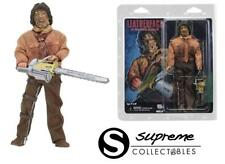 """Texas Chainsaw Massacre Part 3 Clothed Leatherface 8"""" Action Figure NECA NEW"""