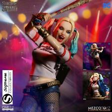 Mezco One:12 Collective Suicide Squad Harley Quinn 1/12th Scale Action Figure