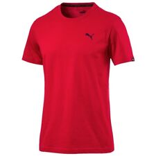 Tee-shirt Essential Rouge Homme Puma