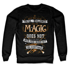 Officially Licensed Harry Potter Magic Sweatshirt S-XXL Sizes