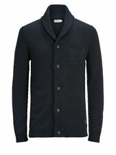 Jack And Jones JORInstinct Knit Cardigan Jumpers & Cardigans Total Eclipse