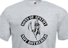 Biker T shirt up to 5XL motorcycles - sons of apathy classic funny gift