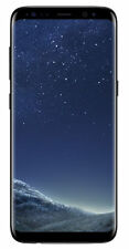 Samsung Galaxy S8 SM-G950F - 64GB  - Midnight Black (Unlocked) Smartphone