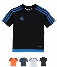 SPORTIVO adidas 3 Stripe Estro T-shirt Junior Boys 62310933