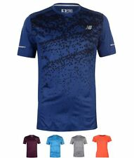 MODA New Balance RSS Run Grap Tee SnC99 Black Multi Pri