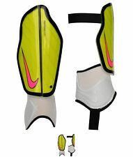 MODA Nike Protegga Flex Shinguard Volt/Black