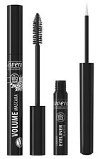 LAVERA Bio Organic Natural Volume Mascara BLACK Butterfly Effect Intense VEGAN