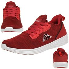 KAPPA PARAS ml Baskets unisexe chaussures de tennis rouge